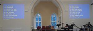 church sound systems cameras & recording header