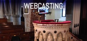 church sound systems webcasting