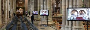 Church webcasting by APi Communications