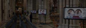 Church webcasting slider by APi Communications