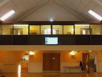 St. Nicolas Newbury Hall Church installation case study