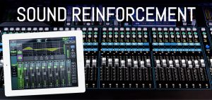 Church sound reinforcement with APi Sound & Visual