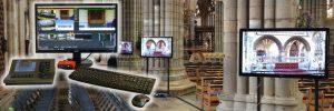 Church webcasting by APi Sound & Visual
