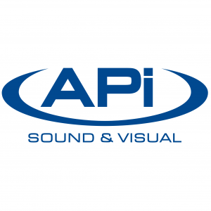 APi Sound & Visual Logo Pantone 280C